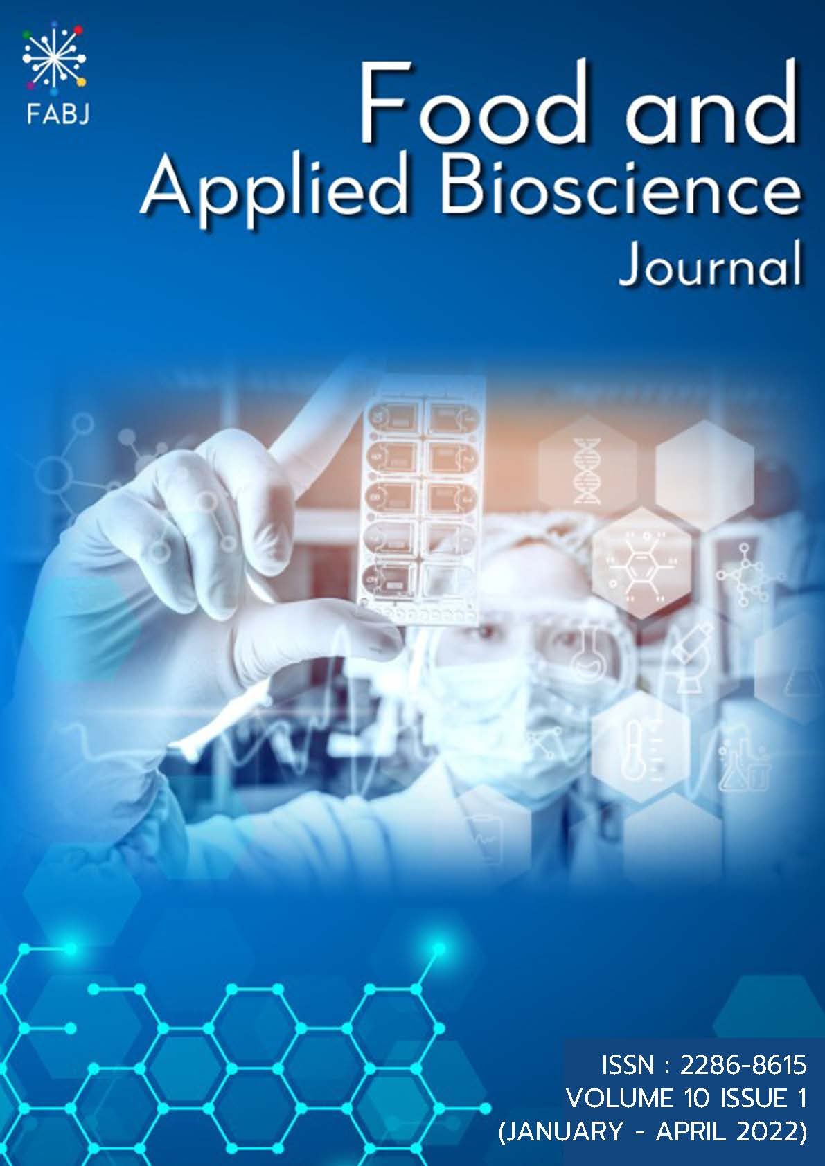 Food and Applied Bioscience Journal